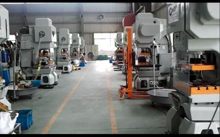 高速冲床大批量生产与高压冲压技术研讨