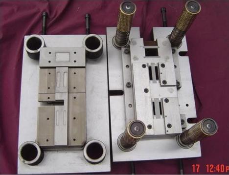 冲制硅钢片(矽钢片EI片)的高速冲床模具详谈