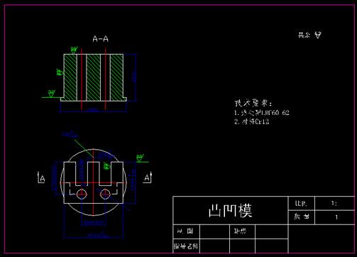 高速冲床EI片模具设计之冲片排样
