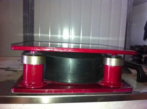 高速冲床减震器介绍与相关特性