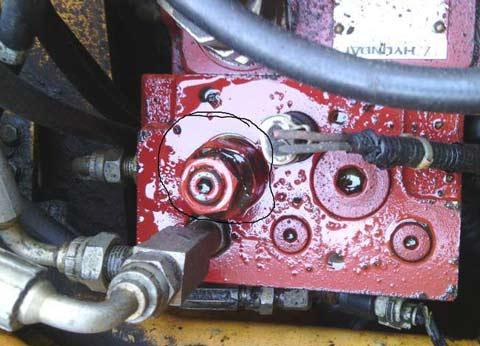 高速冲床漏油的原因和处理方法