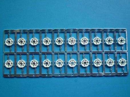 高速冲床与LED底基座支架质量密切相连