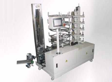 冲压端子的高速冲床自动收料机结构及工作原理